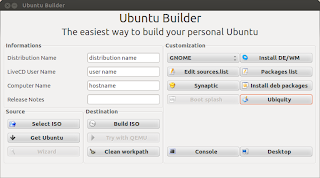 Crea tu propia distribución según tus gustos, crea una distribución paso a paso, ubuntu builder