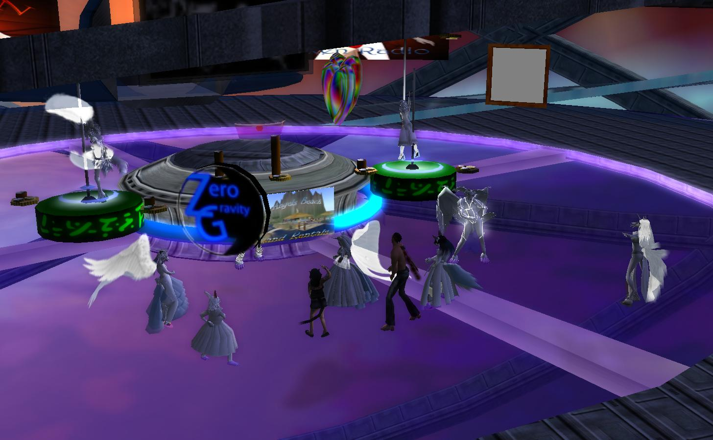 Second Life Newser: A Celebration of Life in Memory of the Fallen