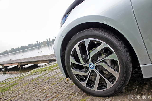 "19 "" light alloy wheel BMW i3"