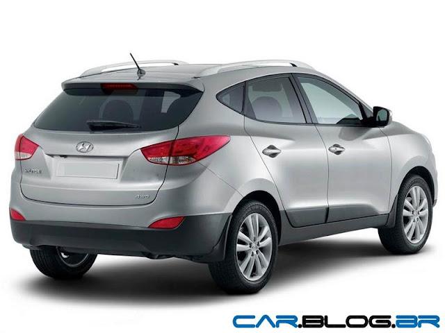 Hyundai ix35 2013 Flex - lateral