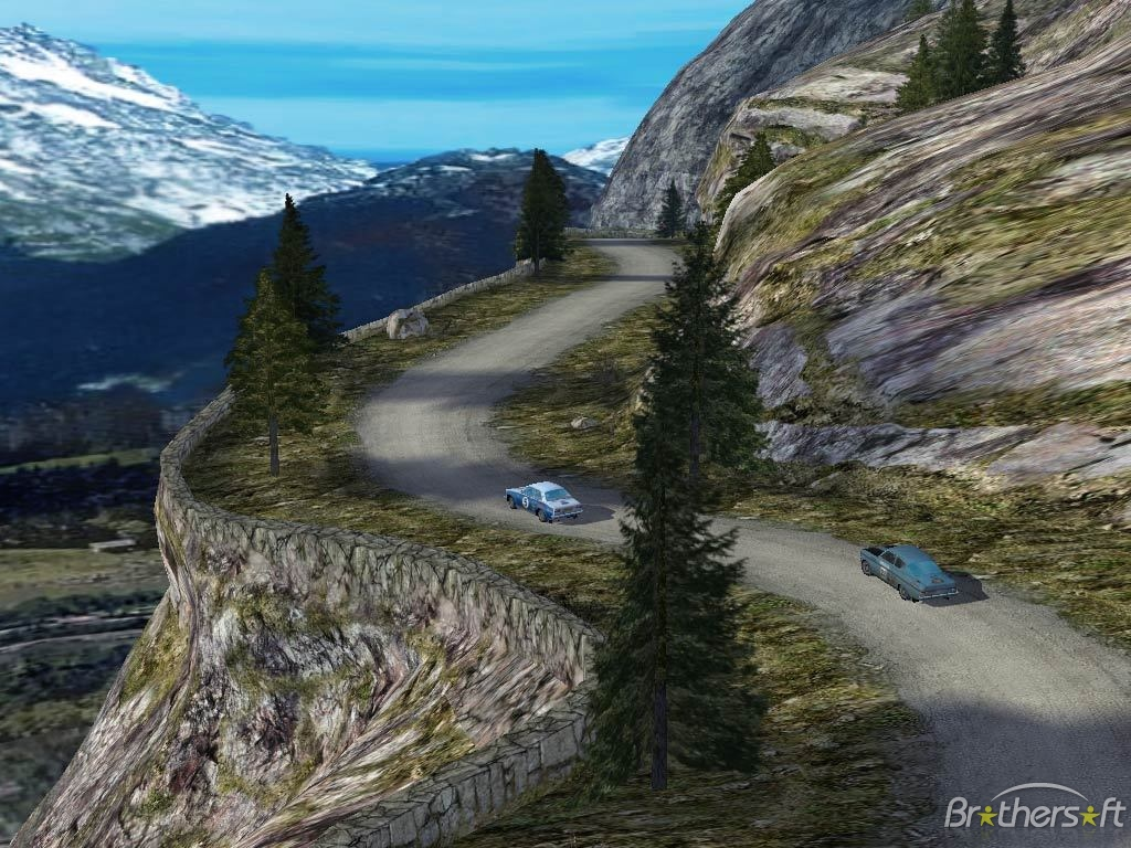 Rally Trophy Game - Free Download Full Version For Pc