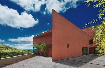 diseño de residencia