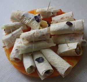 Мясные суши (роллы)