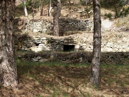 Barraca de vinya del Serrat del Gordi (II)