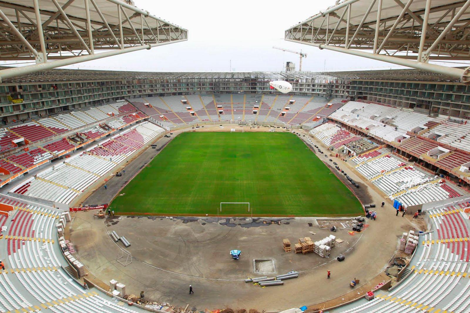 Desarrollo peruano junio 2011 for Puerta 9 del estadio nacional de lima