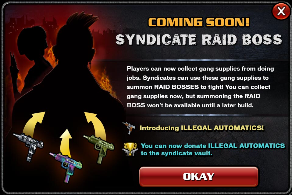Crime City Syndicate: Strategy, Tips, Cheats and Invite Codes