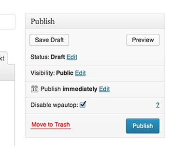WordPress-editor-in-publishing