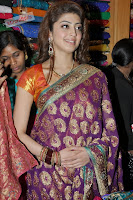 Pranitha in Lovely Kanjiwaram Saree ((23)000 012.jpg