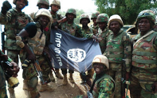 Nigerian Army ​destroys Boko Haram​​ camp