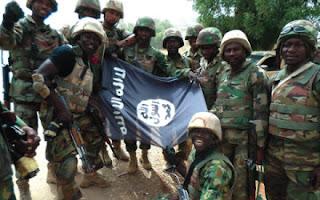 Nigerian Army destroys Boko Haram camp