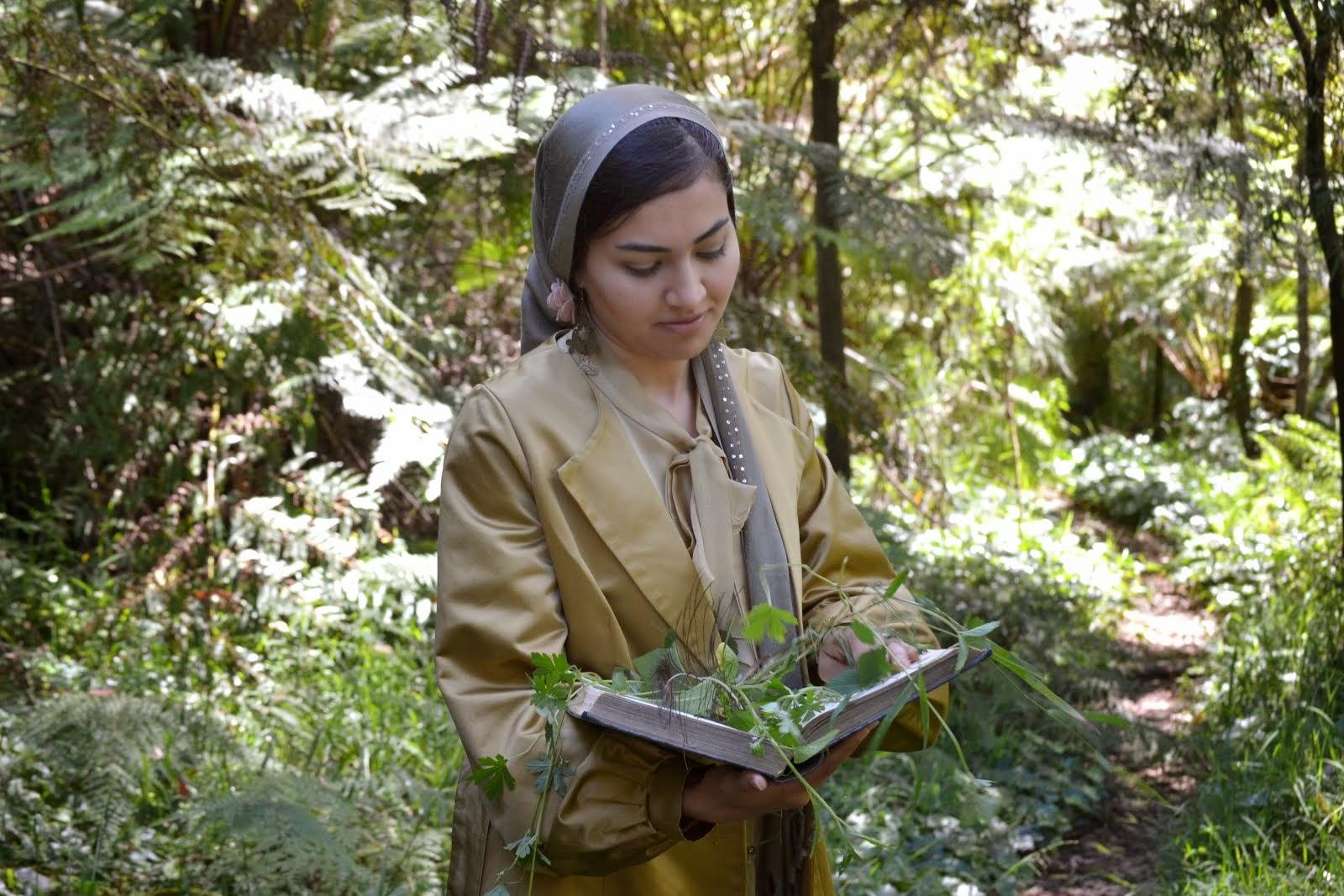 Zeinab Yazdanfar: folktale revival