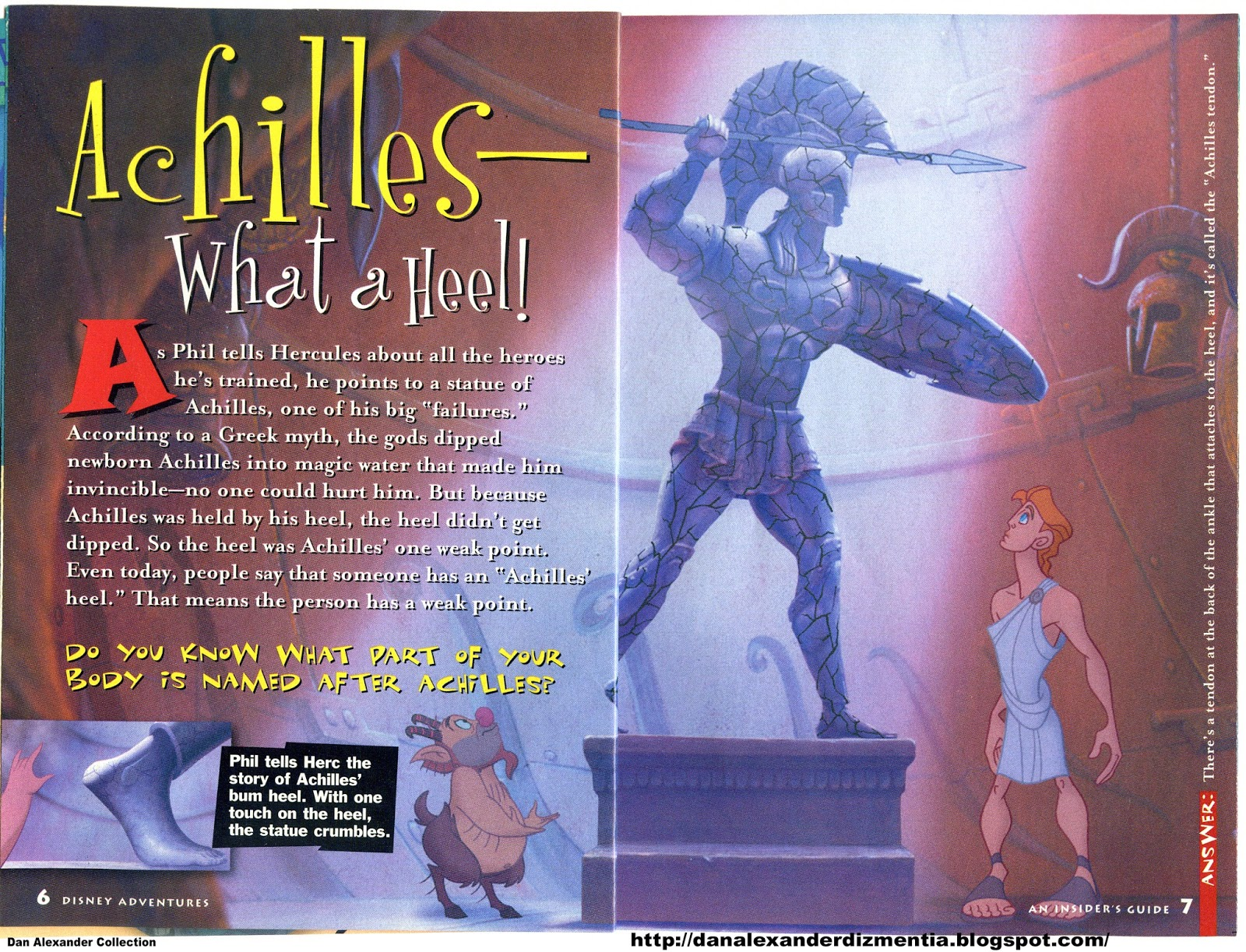 all about hercules