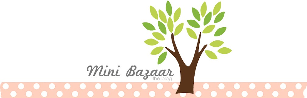 Mini Bazaar {the blog}
