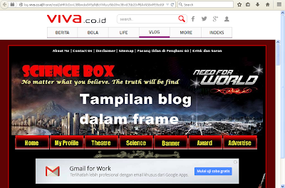 Surat Kritik Untuk Admin VIVALog