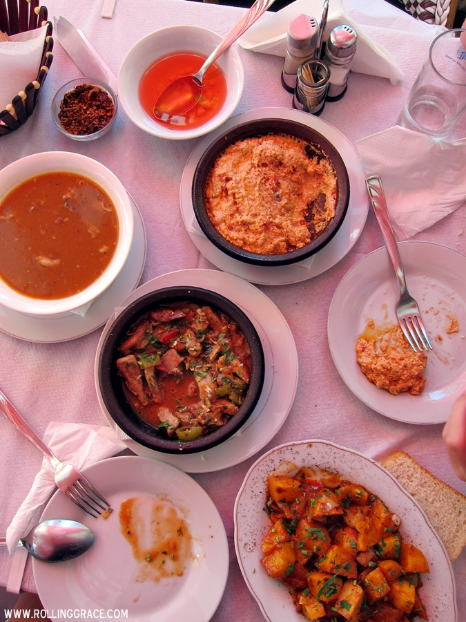 popular albanian food