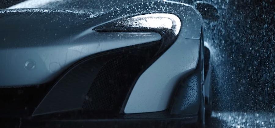 ハイスピードカメラで撮影された「マクラーレン675LT」のプロモビデオがカッコいい!