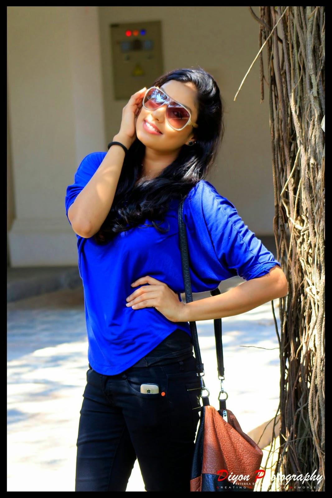 Rithu Akarsha jeans