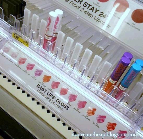 Gloss Baby Baby Lips Gloss Range