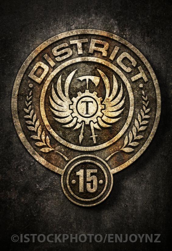 district 13 hunger games symbol wwwimgkidcom the