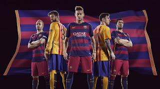 Foto Tim Barcelona Terbaru Musim 2015-2016