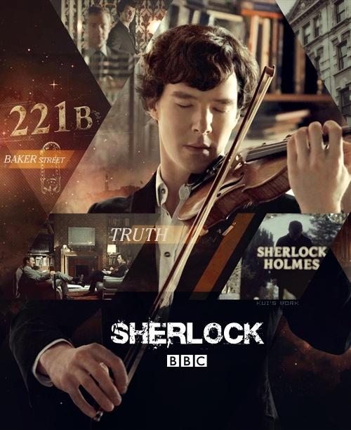 Benedict Cumberbatch KÉPEK, FOTÓK Benedict+Cumberbatch+as+Sherlock+Holmes+in+BBC+Sherlock