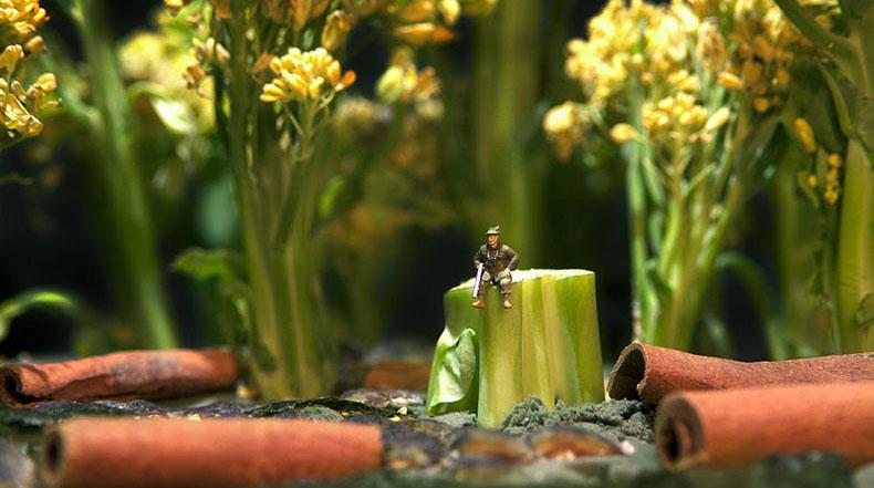 Una mundo en miniatura lleno de deliciosas posibilidades