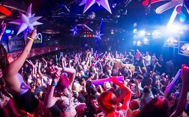 Roxy Orlando Nightclub Balada