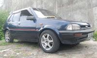 Dijual - Toyota Starlet 1.3 ST tahun 1988