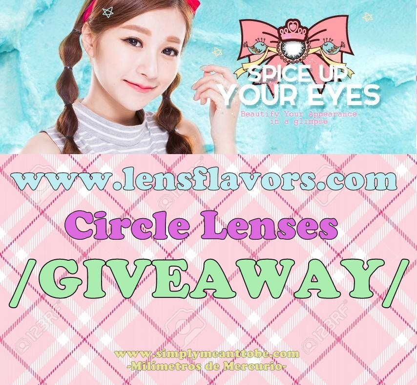 Circle Lenses Giveaway