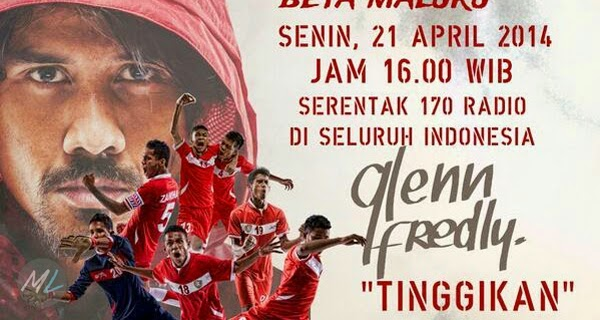 Glenn Fredly - Tinggikan (OST Cahaya Dari Timur Beta Maluku)