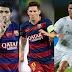 Motivos para Messi, Cristiano Ronaldo e Suárez serem eleitos como o Melhor da Europa