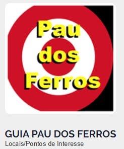 GUIA PAU DOS FERROS