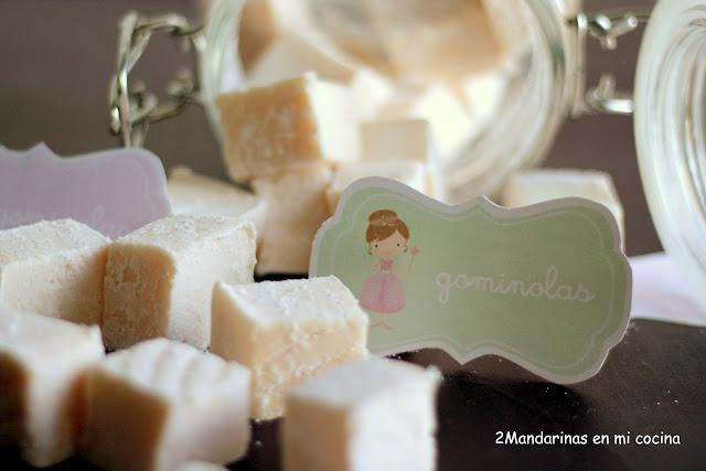 "Malvaviscos, marshmallows, nubes o simplemente ESPONJITAS. Reto nº20 ""One for all"""