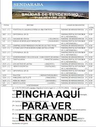 CALENDARIO 1º-SEMESTRE 2018