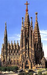 Sagrada Familia-Antonio Gaudí