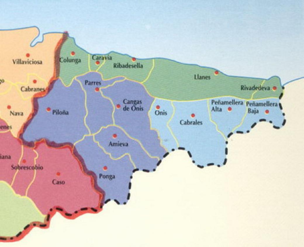 Asturias Oriental