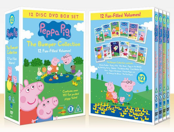 peppa-pig-dvd-gifts-for-a-one-year-old