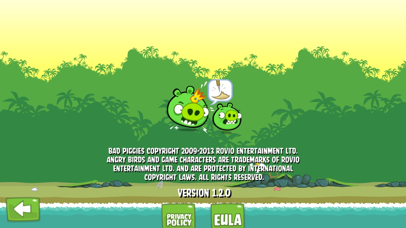 Bad Piggies 1.2.0 Full Preactivated