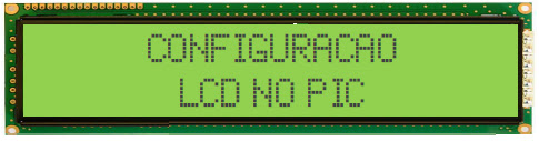 LCD no PIC16f628a