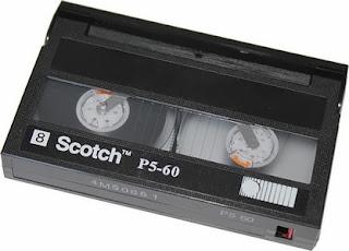 cassette HI8