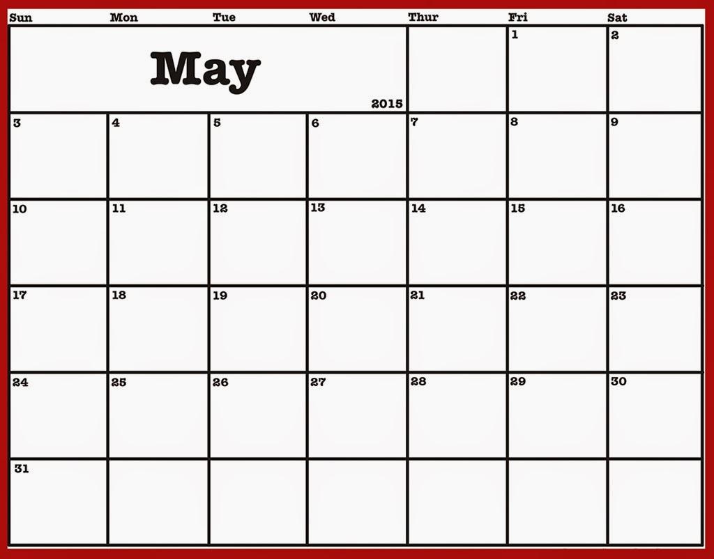 Printable Calendar Ks : Free printable calendar may