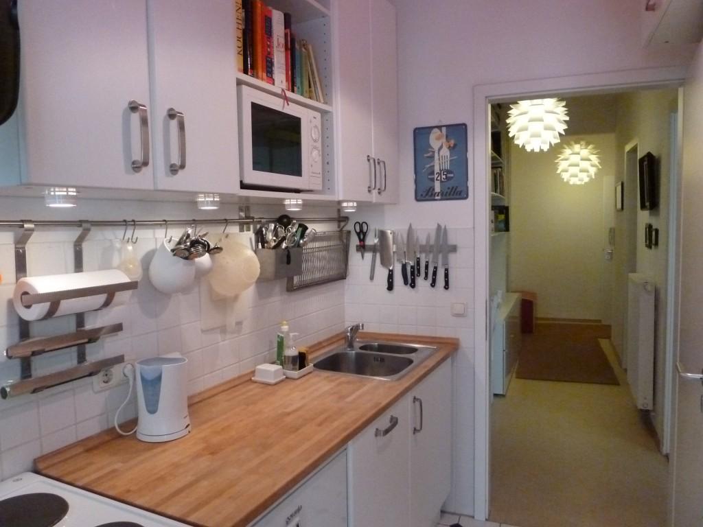 Bistrô da Praça Dicas para decorar cozinhas pequenas