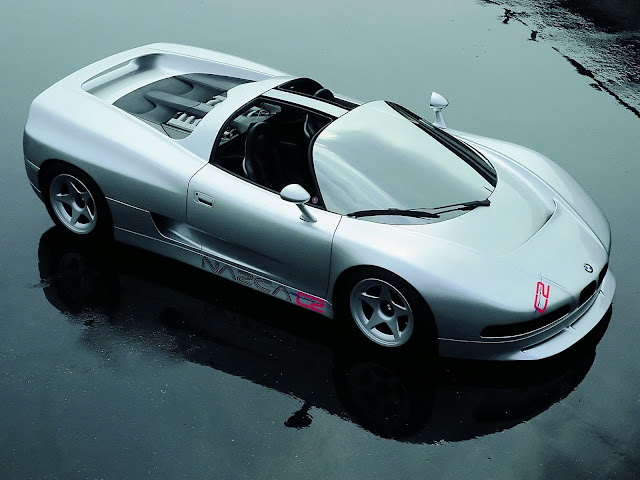 Italdesign BMW Nazca C2