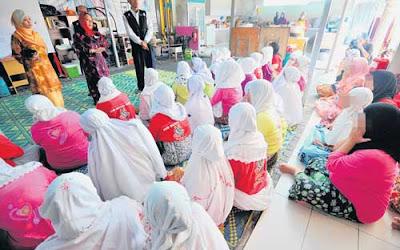 Pusat Kebahagiaan Wanita dan Remaja (Kewaja)