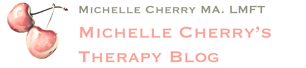 Michelle Cherry's Therapy Blog