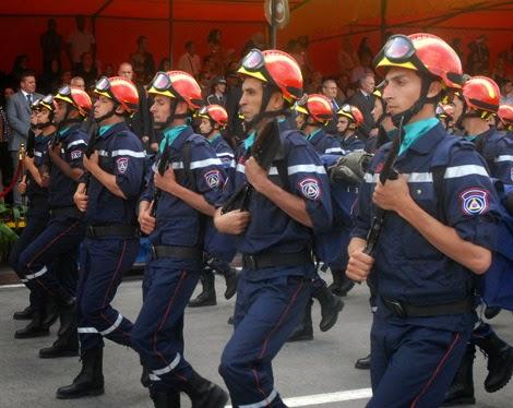 الحماية المدنية 2015 : ستوظف أكثر من 3 آلاف مستخدم