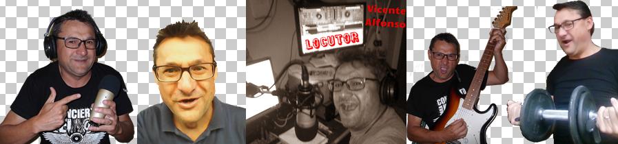 Vicente Alfonso Locutor