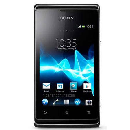 Spesifikasi Sony Xperia E Dual