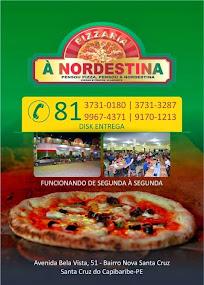 Pizzaria A Nordestina A Melhor