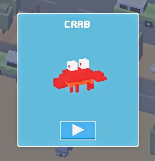 how to get secret characters in crossy road space